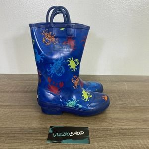 L.L. Bean - Puddle Stompers Crayfish - Youth 11